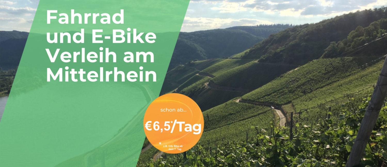 Rhein Bike Fahrradverleih